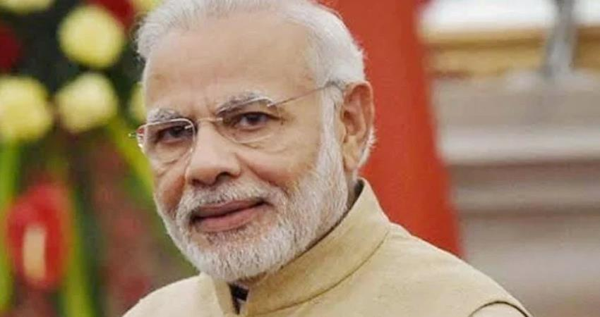 Today is the birthday of Prime Minister Narendra Modi, BJP is organizing the service week