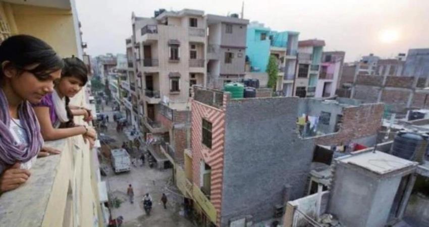 unauthorized colony registration property tax sdmc delhi bjp