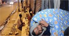 राजधानी में ठंड का बरपा कहर, सर्दी के सितम से गई 96 बेघरों की जान!