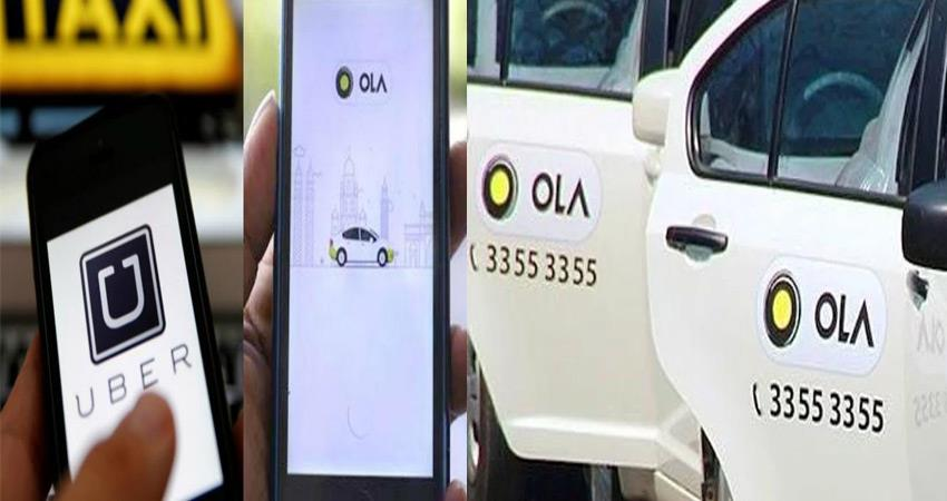 ola uber increase price due to odd even in delhi