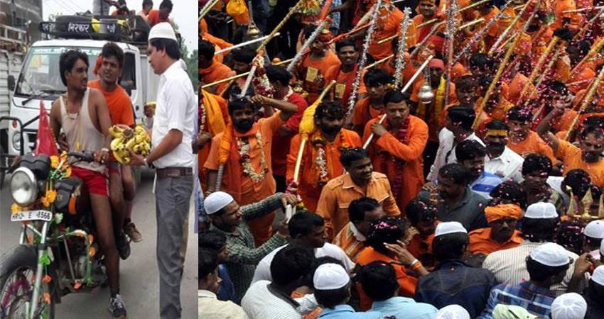 brotherhood between hindus and muslims