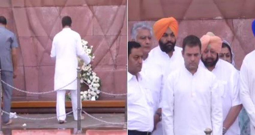 rahul-gandhi-lays-wreath-at-jallianwala-bagh-memorial-on-100-years-of-massacre
