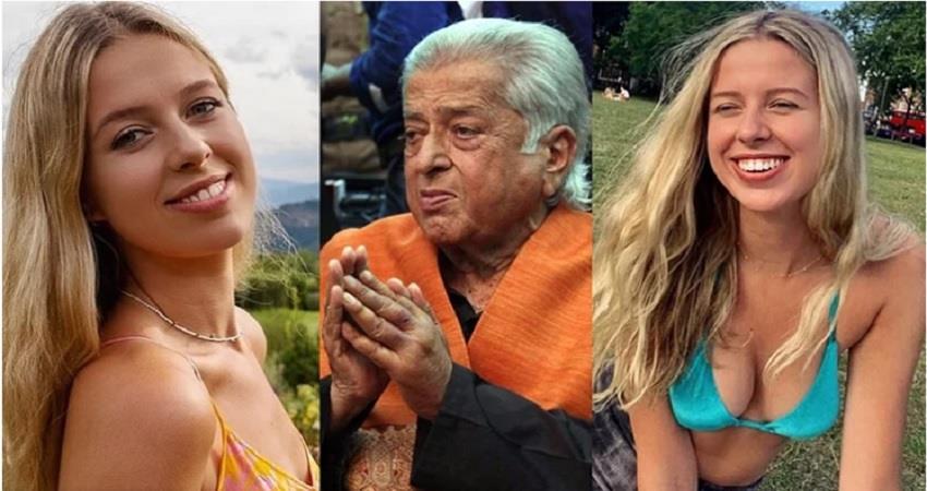 shashi kapoor granddaughter aliya kapoor beautyfull pics viral jsrwnt