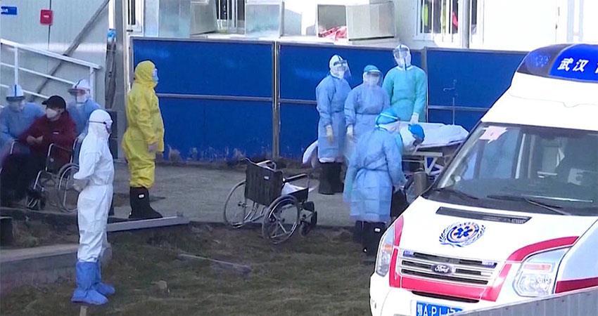 corona virus 116 people lost his life in china