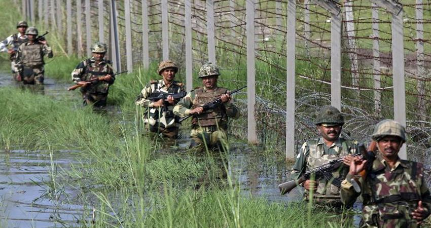 Central Government deployed 25 thousand more troops in Jammu and Kashmir