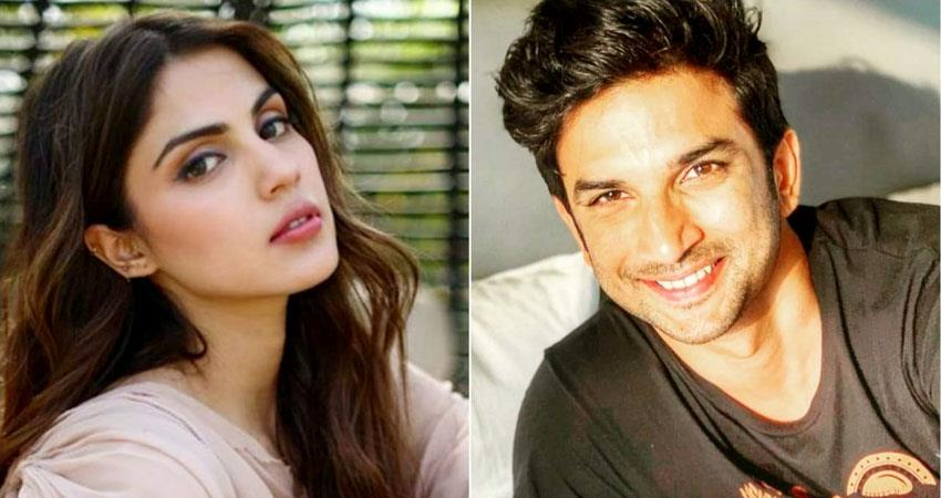 rhea chakraborty retracts drugs allegations confession in sushant case aljwnt
