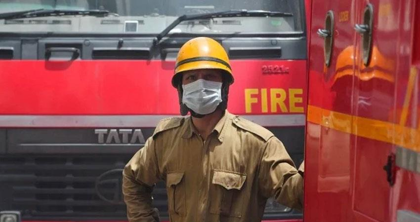 Gas leak information in Mumbai stirred up officers investigation continues
