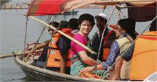 'बोट यात्रा' के बाद अब प्रियंका की 'रेल यात्रा', दिल्ली से फैजाबाद तक करेंगी सफर
