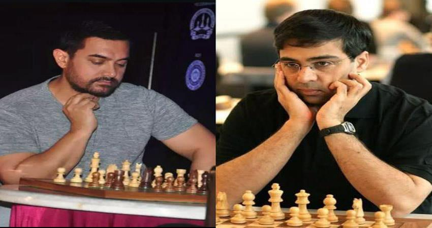 aamir khan to be honored for playing the role of viswanathan anand sosnnt