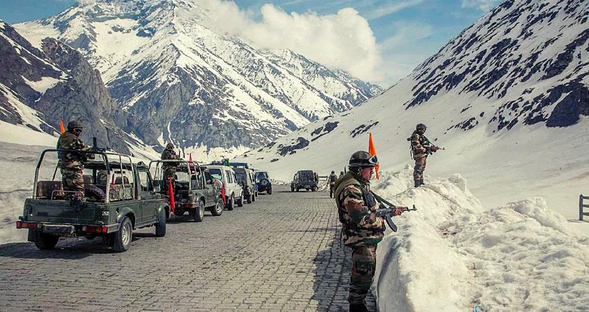 china demand immediate return of pla soldier held by indian army ladakh KMBSNT