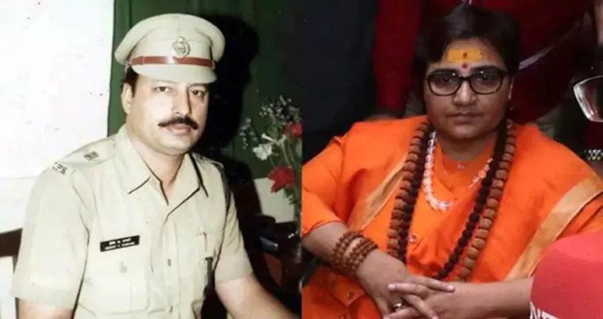 ex-dgp-attacked-on-sadhvi-pragya-s-remarks-on-hemant-karkare
