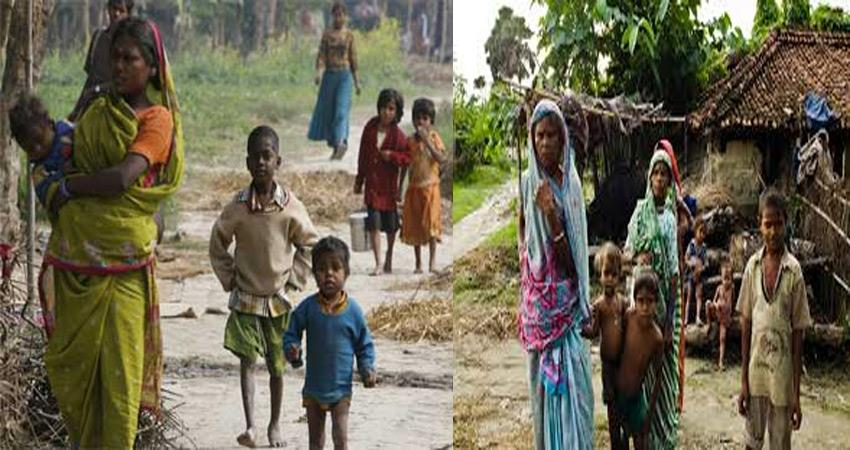 villagers of bihar are forced to sell children due to extreme poverty