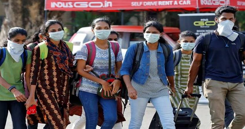 effect of corona in delhi higher educational institution iit closed