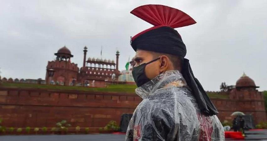 independence day 2020 tight security in red fort and delhi kmbsnt