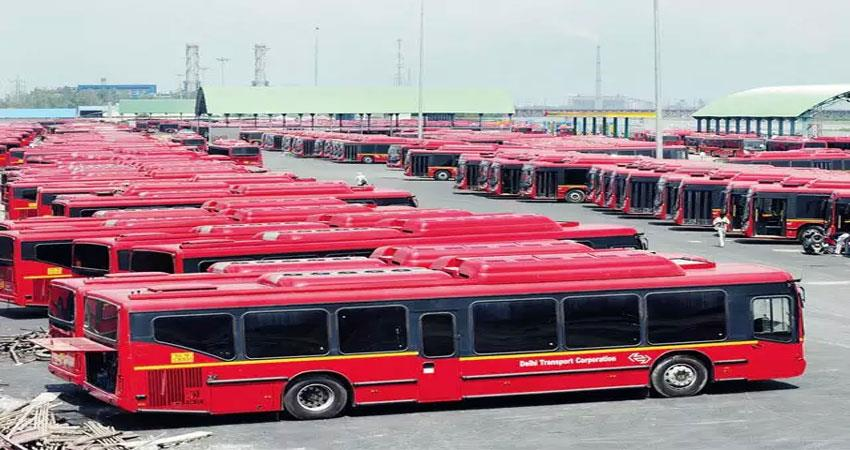 government to launch 4 thousand new buses in 10 months in delhi