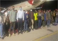 करीब 87 भारतीयों को भारत ने काबुल से निकाला, दिल्ली पहुंच लगाए 'भारत माता की जय' के नारे