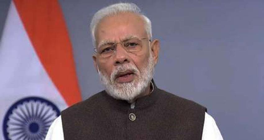 corona havoc in the country pm modi will meet with governors of all states today prshnt