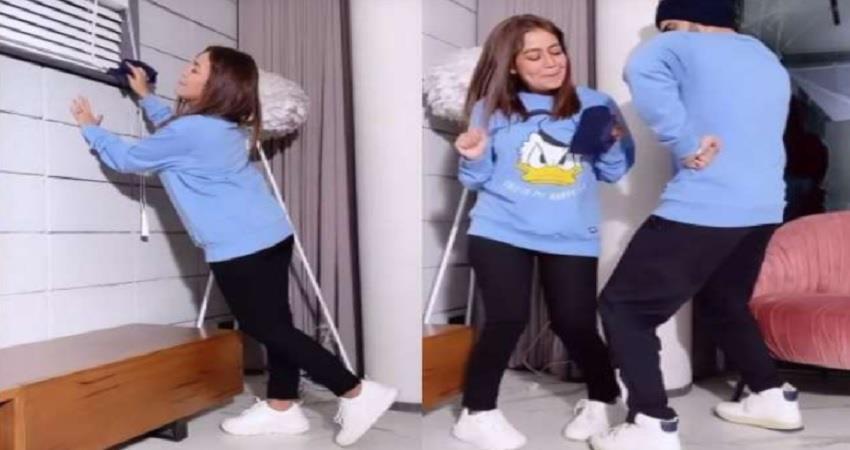 neha kakkar does the booty shake with husband rohanpreet singh video viral jsrwnt