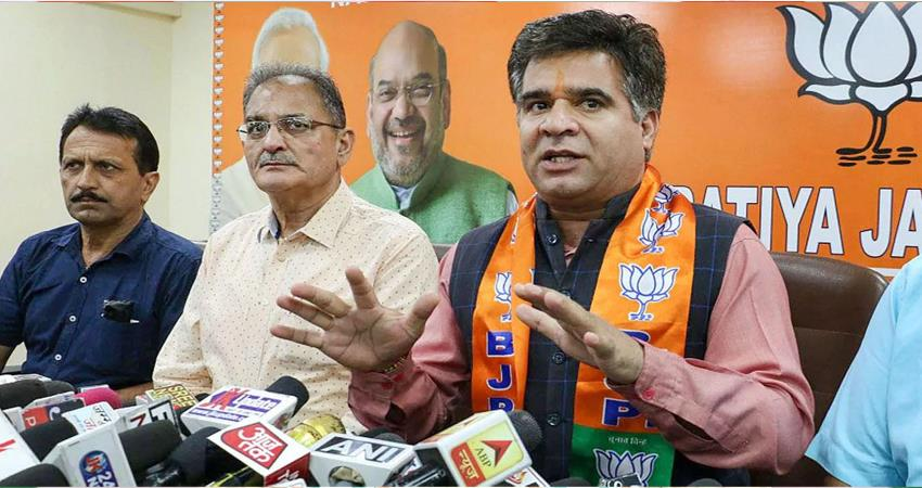jammu-kashmir-bjp-active-on-6-parties-united-on-370-meeting-called-today-prshnt