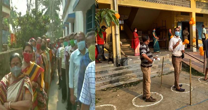 third phase polling in west bengal voting tamil nadu kerala puducherry prshnt
