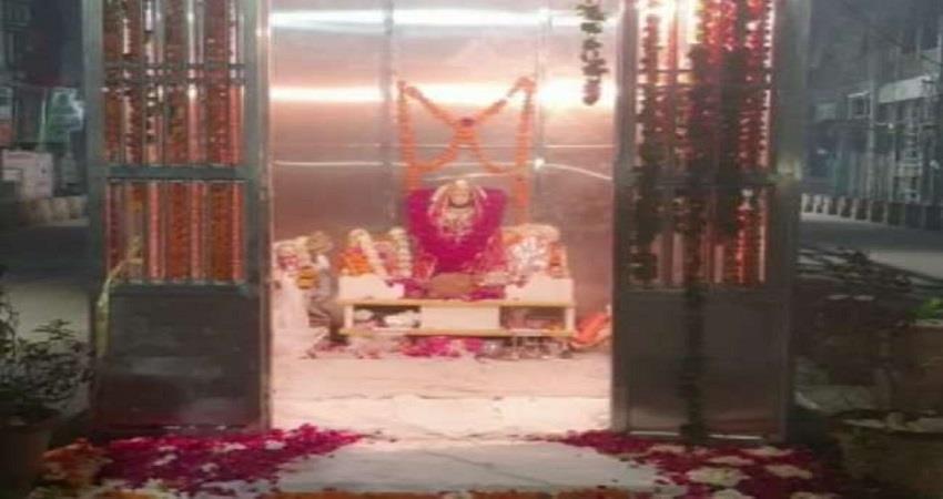 delhi chandni chowk hanuman mandir build ndmc kmbsnt