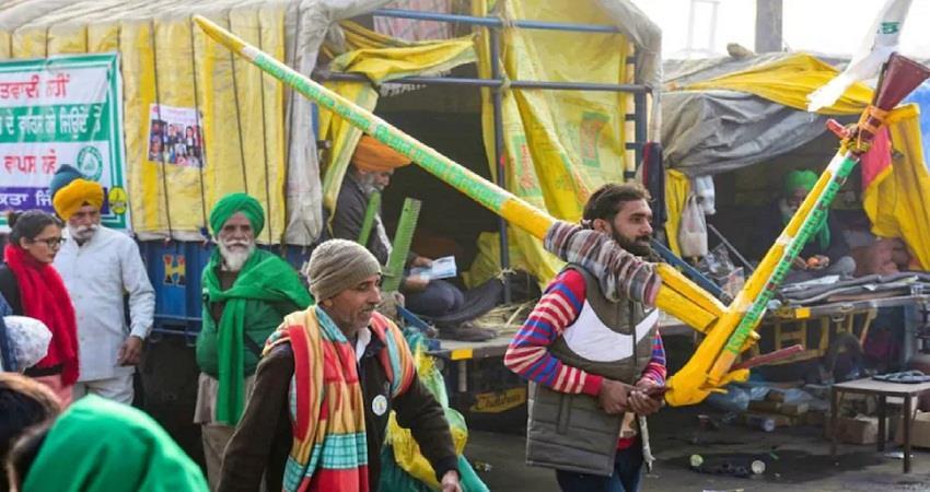 Farmers Protest Samyukta Kisan Morcha Meeting today KMBSNT