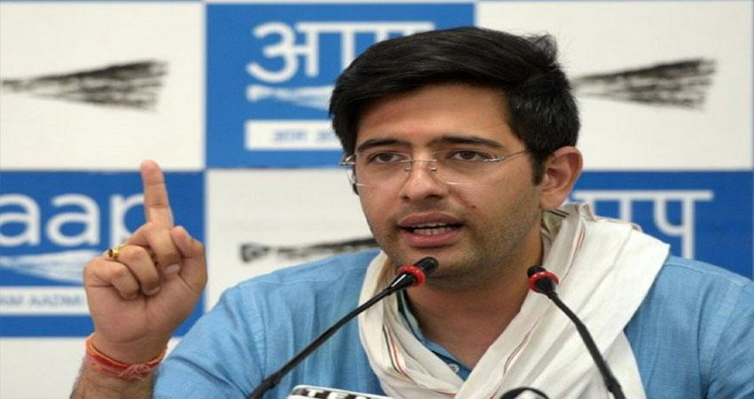 exclusive interview with aap leader raghav chadha