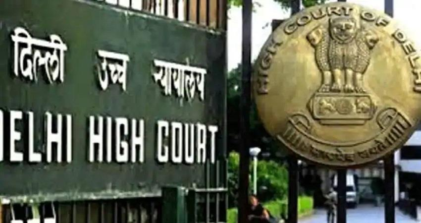 delhi high court judge find amusing that police land has been encroached kmbsnt