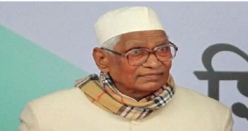 former rajasthan chief minister jagannath pahadia dies from corona prshnt