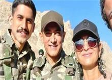 आमिर खान और 'लाल सिंह चड्ढा' की टीम पर लगा लद्दाख में प्रदूषण फैलाने का आरोप, वीडियो वायरल
