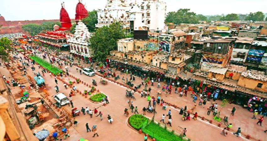 vehicles not allowed in chandni chowk fined up to 20 thousand rs kmbsnt