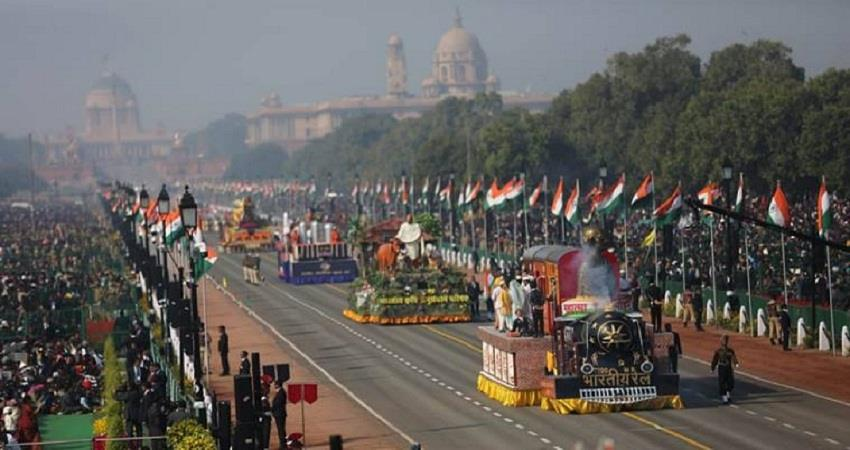 Republic day parade Farmers Protest Delhi Police Three Layer Security KMBSNT