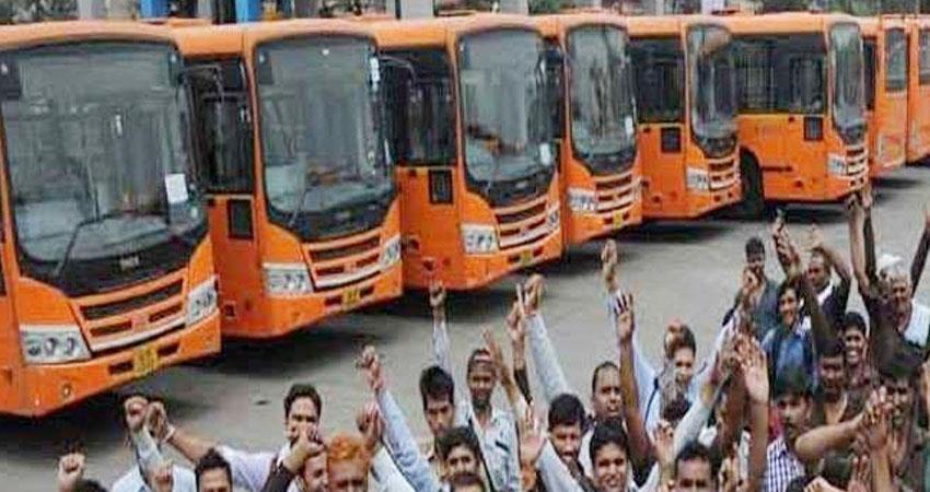 DTC Delhi Bus bus staff Corona Covid19 Covid19India Delhi Bus corona positive case