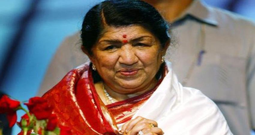 lata mangeshkar admitted in icu