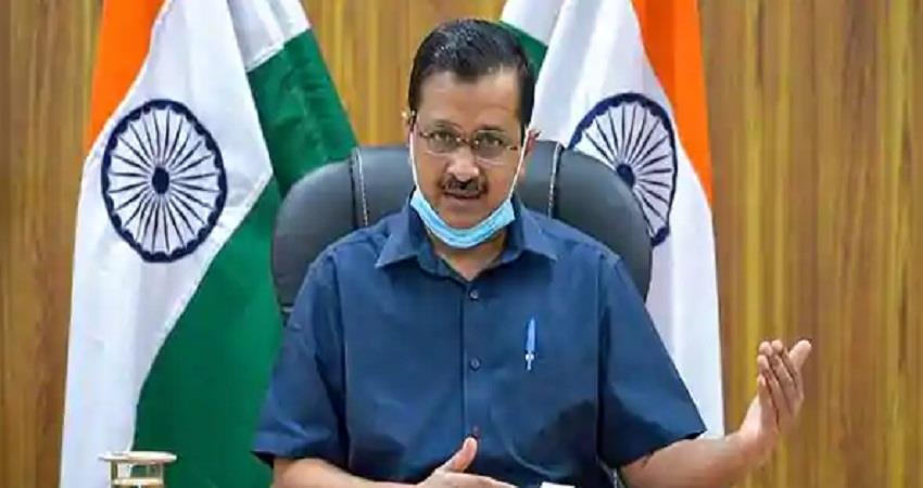 cm kejriwal will inaugurate corona vaccination in lnjp hospital delhi kmbsnt