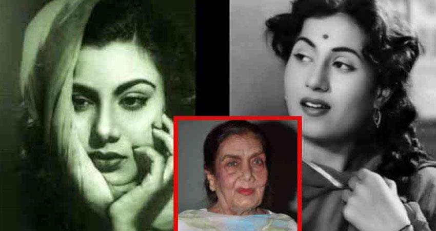 bollywood actress nimmi died mumbai