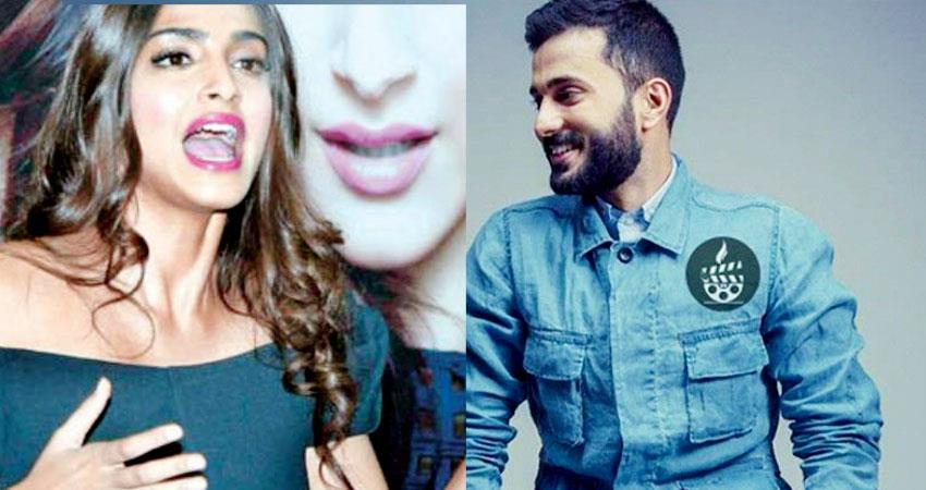 sonam kapoor blasts an influencer for calling her husband anand ahuja the ugliest aljwnt