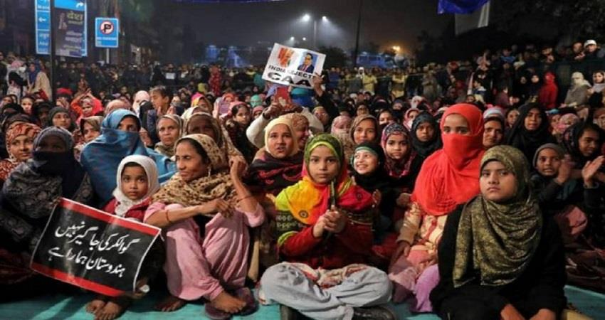 delhi riots chargesheet women protesters paid daily wages KMBSNT