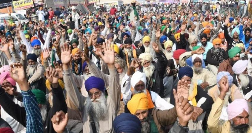 kisan agitation farmers hope tractor march to be held on 31st december postponed prshnt