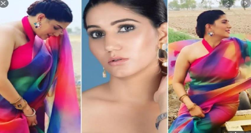 sapna-choudhary-traditional-outfit-dance-video-viral