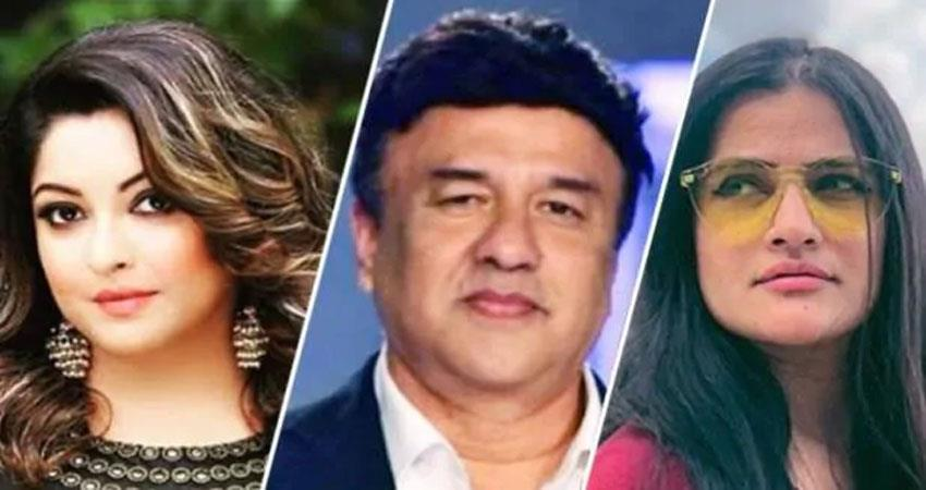 sona mohapatra and tanushree dutta reacts to anu malik metoo case being closed
