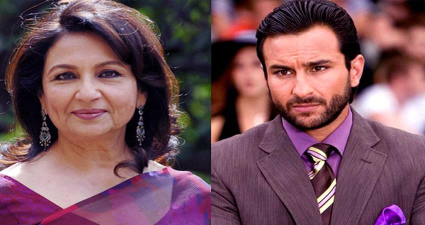sharmila tagore is in stress after saif starer web series tandav contovery sosnnt