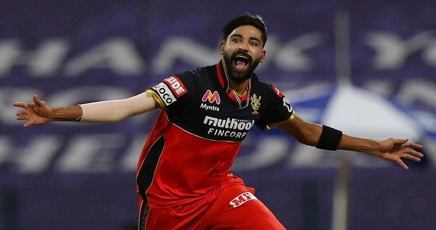 mohammad siraj named this new record of ipl sohsnt