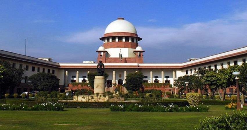 supreme court rebuke iit bombay withdrawal delhi smog tower construction work kmbsnt
