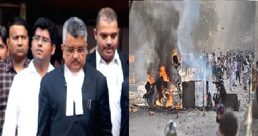 Delhi LG appoint 6 lawyers panel for delhi police in delhi violence case KMBSNT