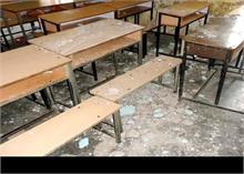 MCD के स्कूल में छत से गिरा प्लास्टर का हिस्सा, दो छात्राएं घायल