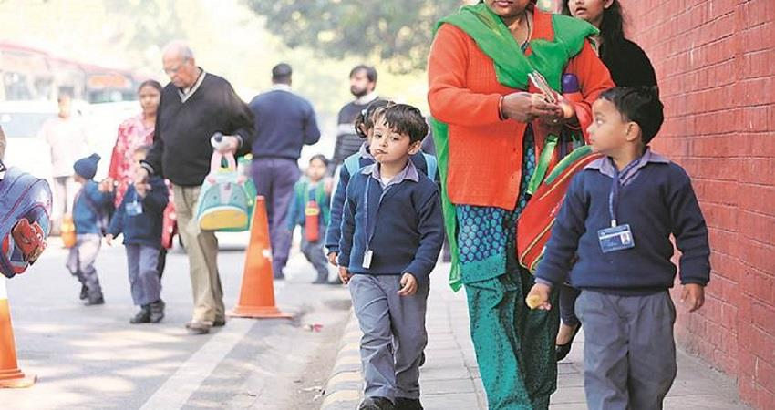 delhi nursery admission process affected due to coronavirus pandemic kmbsnt