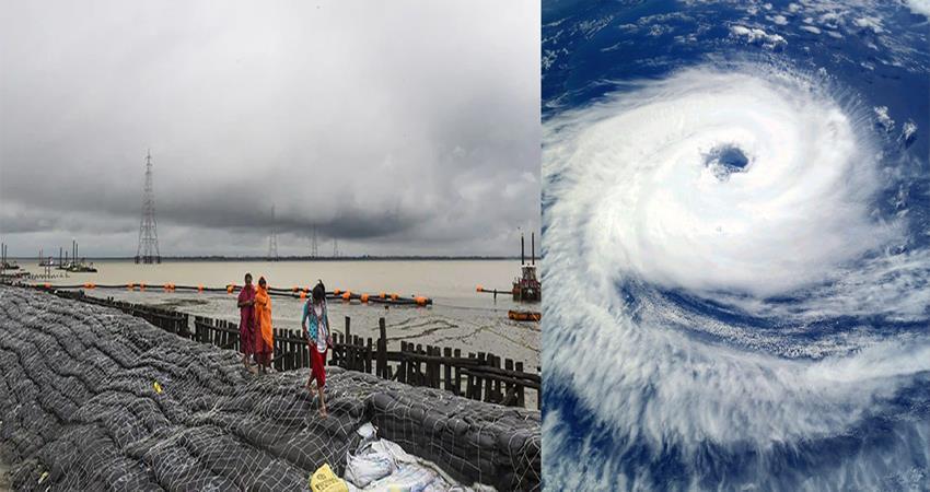 severe cyclonic storm bulbul hits costal west bengal