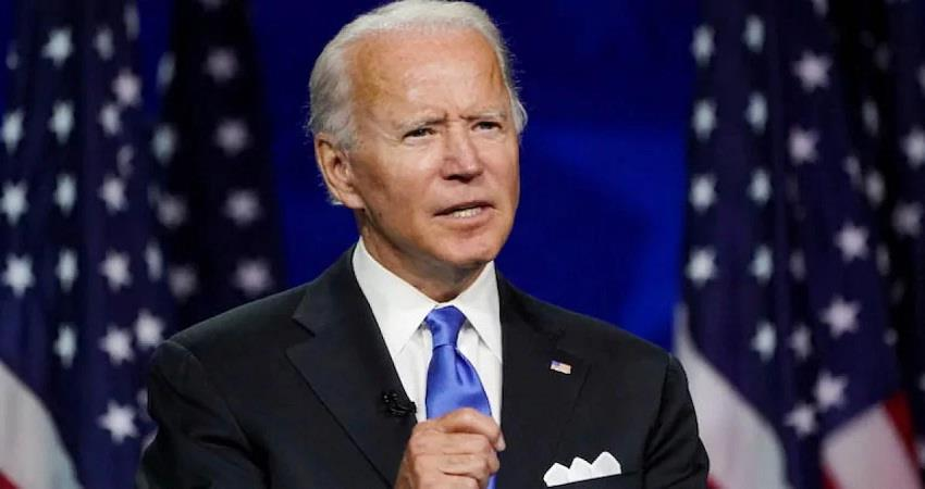 joe biden said that the public decides who will be the president sohsnt