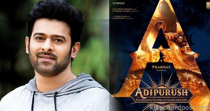 kriti sanon to paly lead role in prabhas starer film adipurush sosnnt